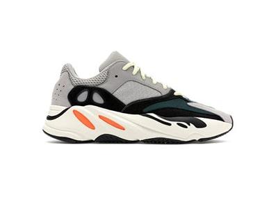 Adidas Giày Adidas Yeezy 700 Wave Runner Solid Grey